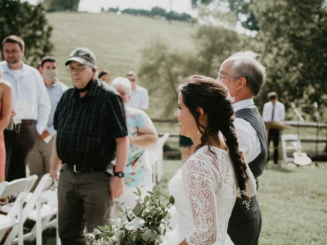 Anna and Zach's Wedding in Lancaster, Pennsylvania 38