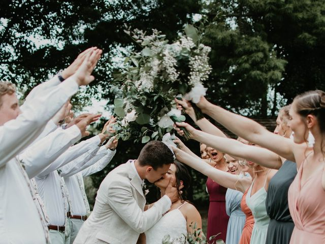 Anna and Zach's Wedding in Lancaster, Pennsylvania 42