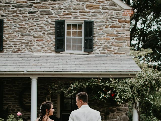 Anna and Zach's Wedding in Lancaster, Pennsylvania 46