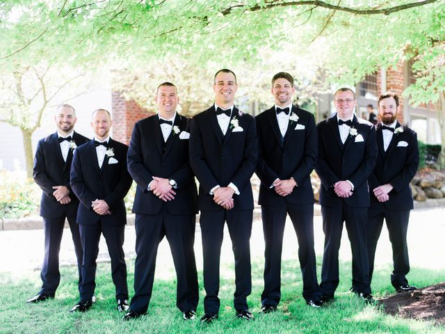 Ryan and Kathleen's Wedding in Medina, Ohio 12