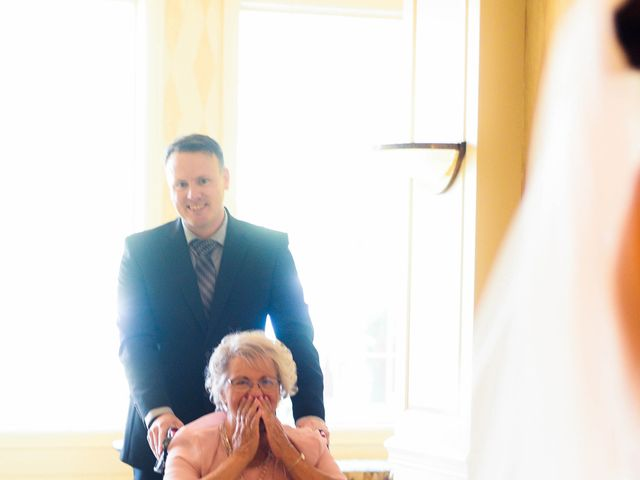 Ryan and Kathleen's Wedding in Medina, Ohio 16
