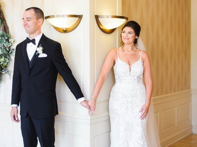 The wedding of Kathleen and Ryan