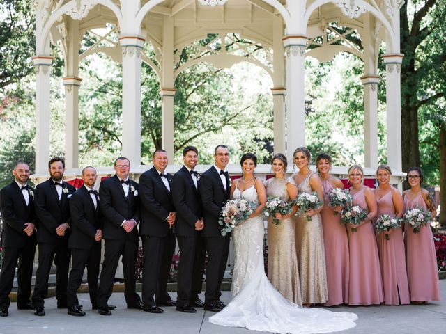 Ryan and Kathleen's Wedding in Medina, Ohio 38