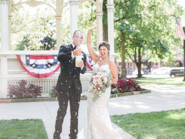 Ryan and Kathleen's Wedding in Medina, Ohio 66