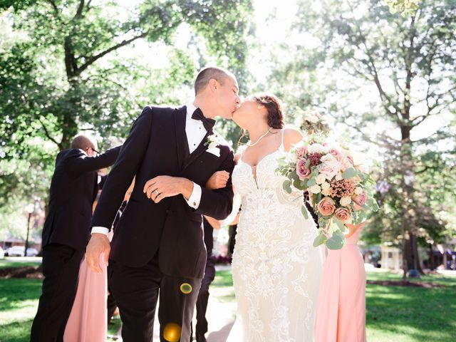 Ryan and Kathleen's Wedding in Medina, Ohio 69