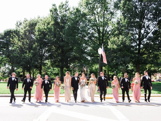 Ryan and Kathleen's Wedding in Medina, Ohio 70