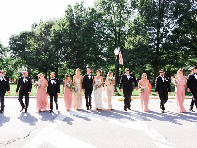 Ryan and Kathleen's Wedding in Medina, Ohio 71