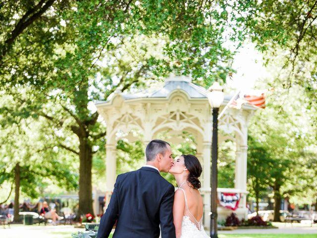 Ryan and Kathleen's Wedding in Medina, Ohio 72