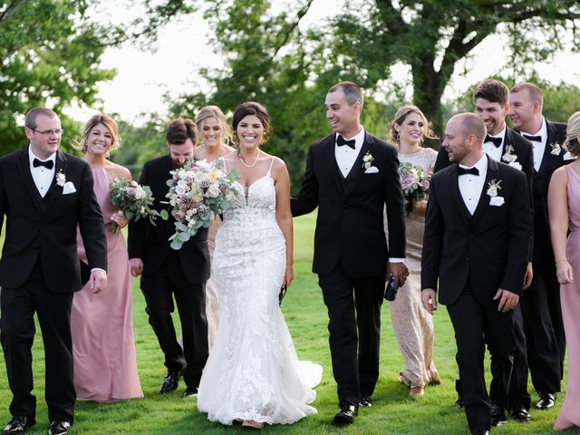 Ryan and Kathleen's Wedding in Medina, Ohio 77