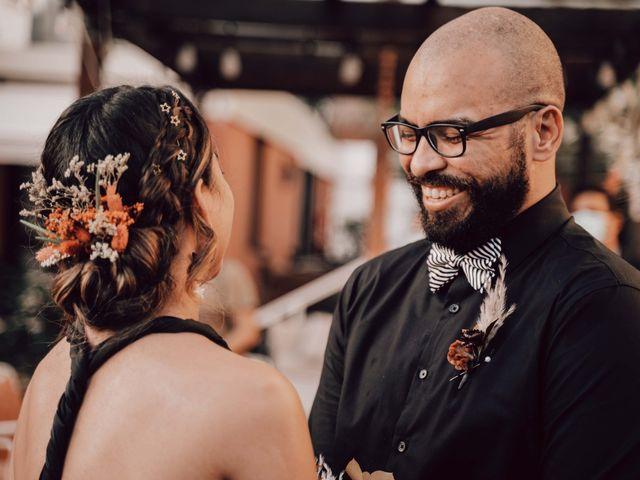 The wedding of Nitziel and Joel