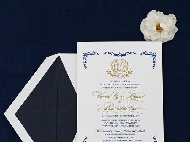 Dominic and Mary's Wedding in Washington, District of Columbia 4