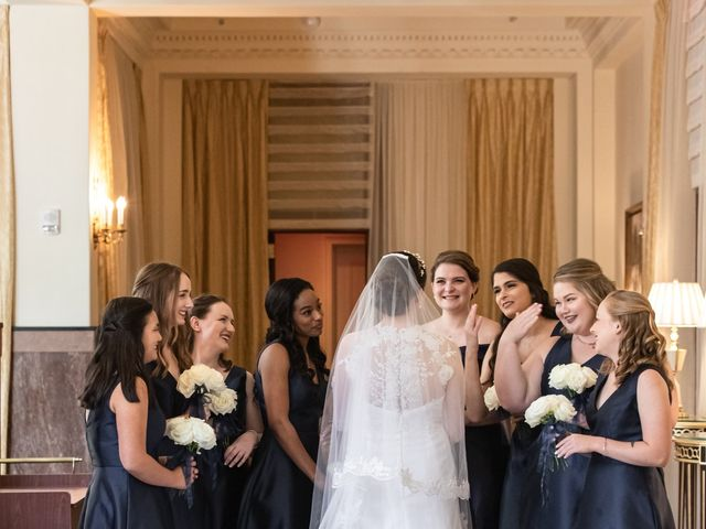 Dominic and Mary's Wedding in Washington, District of Columbia 18