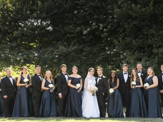 Dominic and Mary's Wedding in Washington, District of Columbia 41