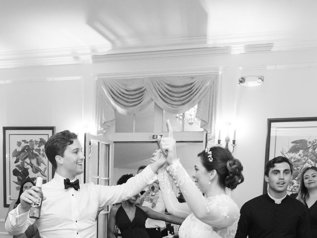 Dominic and Mary's Wedding in Washington, District of Columbia 56