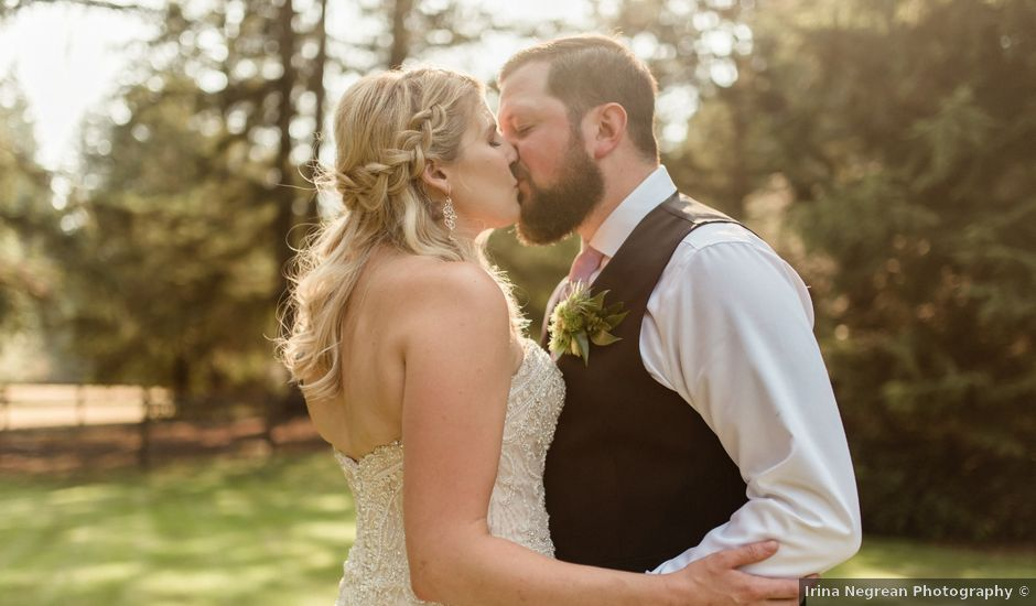 Spencer and Christie's Wedding in Issaquah, Washington