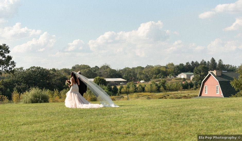 Ismail and Katie's Wedding in Rockton, Illinois