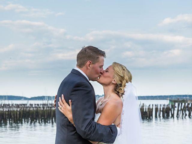 The wedding of Matt and Susanne