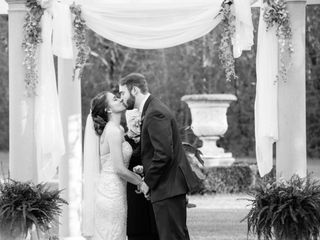 The wedding of Chase and Autumn 1