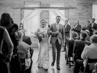 Steve and Margaret's Wedding in Milwaukee, Wisconsin 11