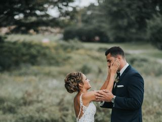 The wedding of Crystal Wyler and Evan Wyler 2