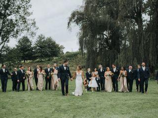 Evan Wyler and Crystal Wyler's Wedding in Middletown, New York 3