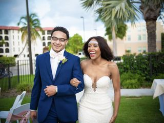 The wedding of Khala and Cesar 1