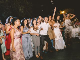 The wedding of Aggelos and Katerina 1