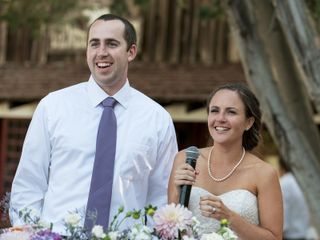 The wedding of Kendyl and Kevin