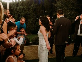 The wedding of Karen and Jesse 1