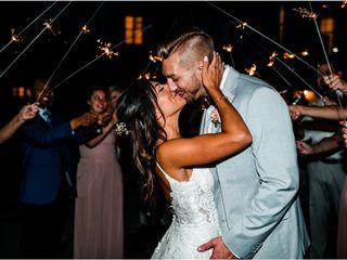 The wedding of Alexa and Jordan 1