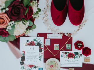 The wedding of Kirstin and Joe 1