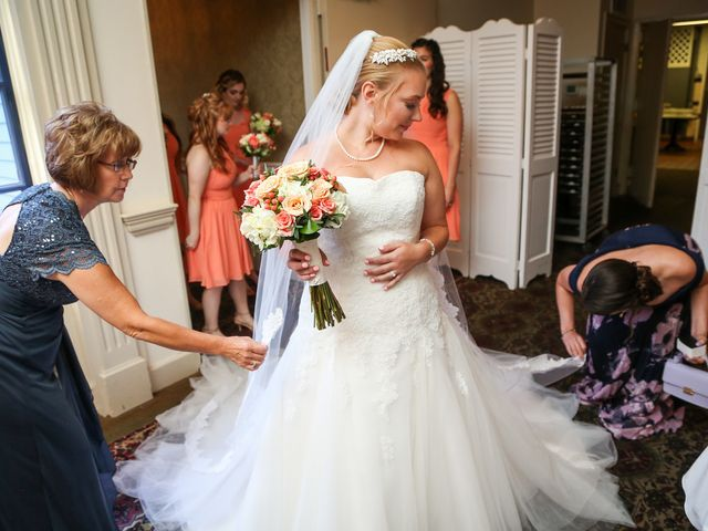 Joel  and Colleen 's Wedding in Atlantic City, New Jersey 9