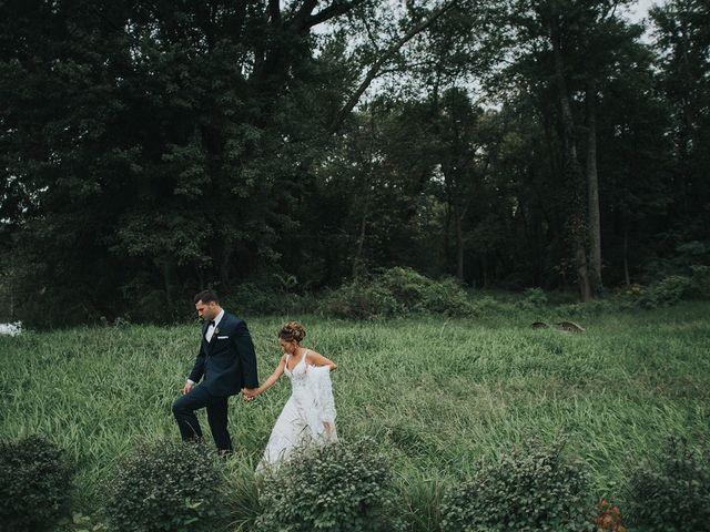 Evan Wyler and Crystal Wyler's Wedding in Middletown, New York 2