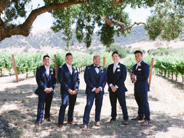 Jose and Stephanie's Wedding in San Martin, California 8