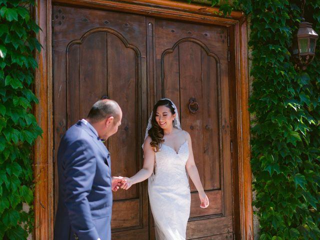 Jose and Stephanie's Wedding in San Martin, California 16