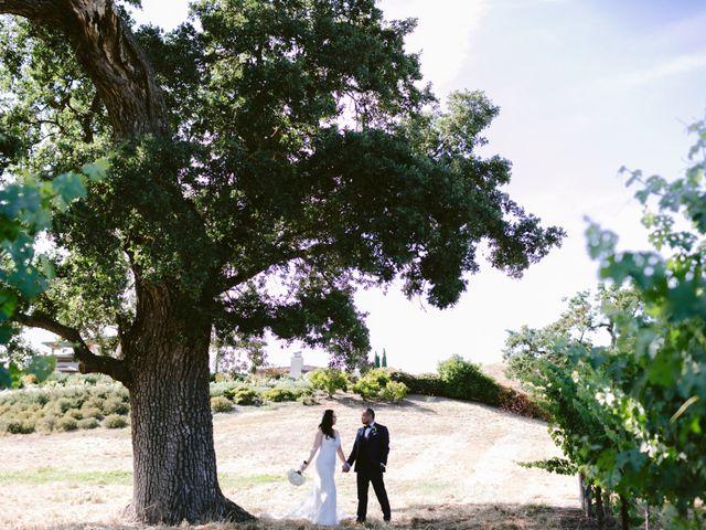 Jose and Stephanie's Wedding in San Martin, California 24