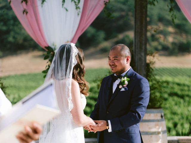 Jose and Stephanie's Wedding in San Martin, California 32