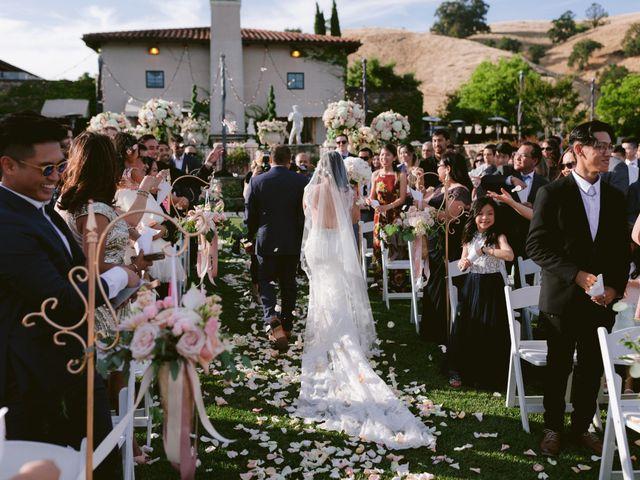 Jose and Stephanie's Wedding in San Martin, California 37