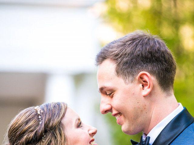 The wedding of Josh and Jenn
