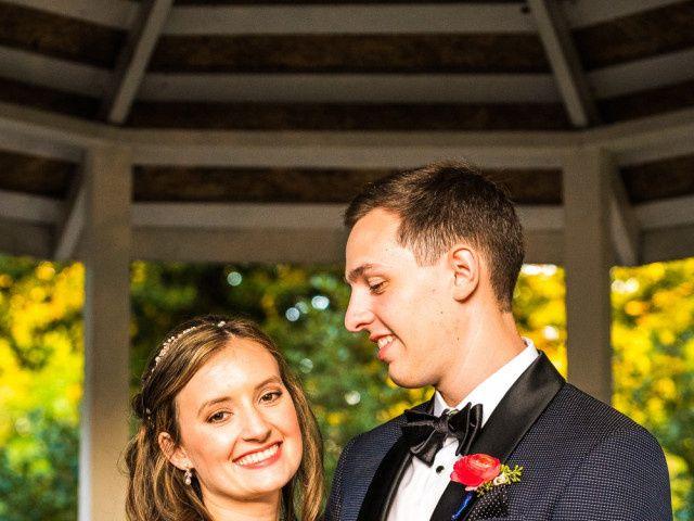 Jenn and Josh's Wedding in Portland, Oregon 1