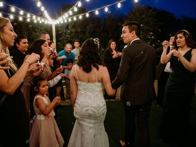 Jesse and Karen's Wedding in Montgomery, Texas 2