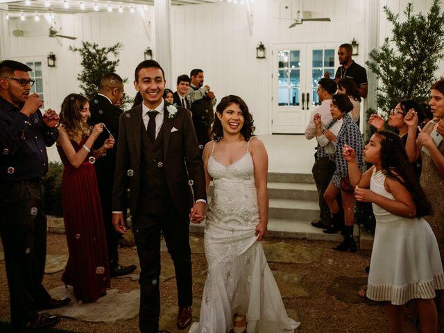 Jesse and Karen's Wedding in Montgomery, Texas 3