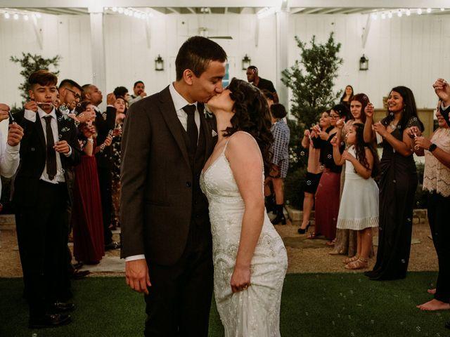 Jesse and Karen's Wedding in Montgomery, Texas 4