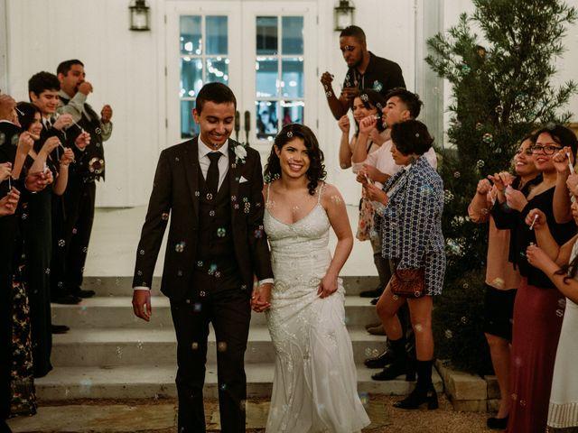 Jesse and Karen's Wedding in Montgomery, Texas 5
