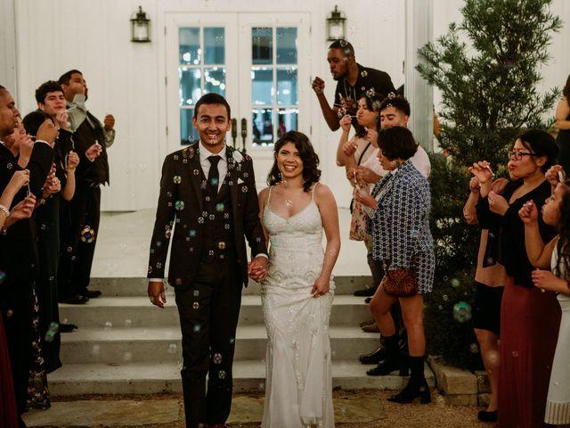 Jesse and Karen's Wedding in Montgomery, Texas 6