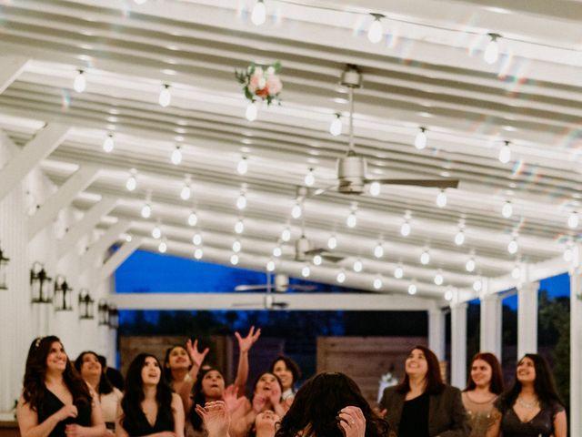 Jesse and Karen's Wedding in Montgomery, Texas 7