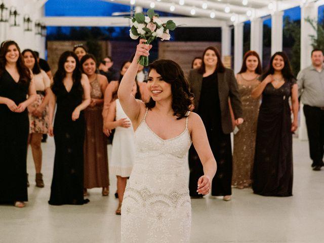 Jesse and Karen's Wedding in Montgomery, Texas 8