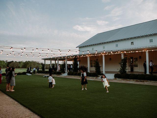 Jesse and Karen's Wedding in Montgomery, Texas 12