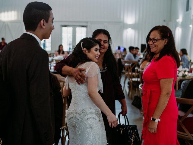Jesse and Karen's Wedding in Montgomery, Texas 13