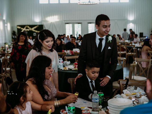 Jesse and Karen's Wedding in Montgomery, Texas 14